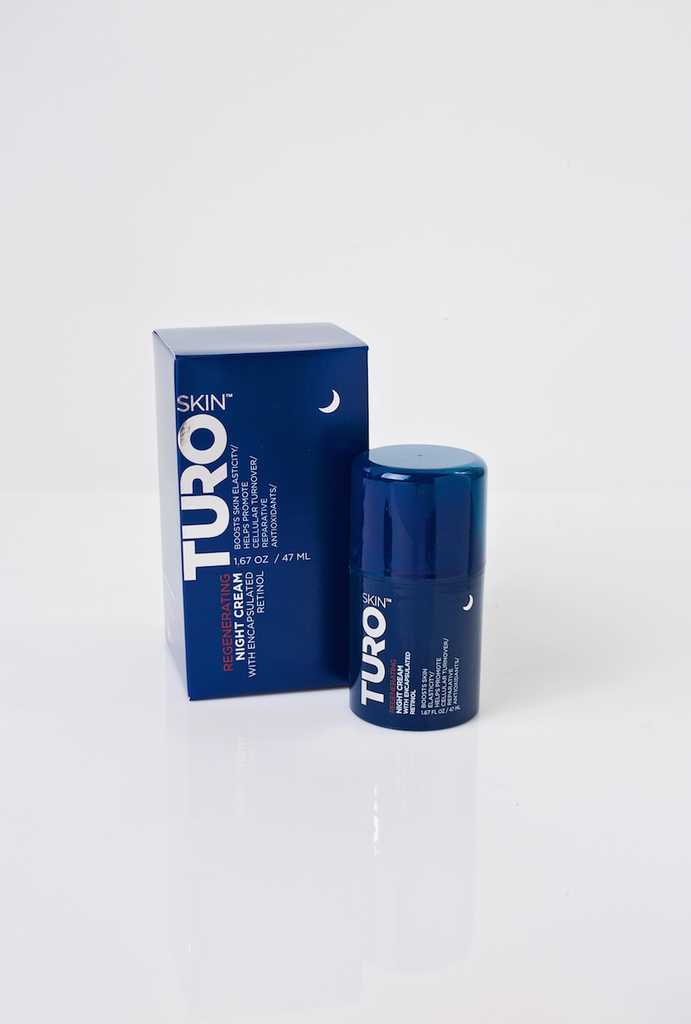 TuroSkin Regenerating Night Cream(UNISEX)