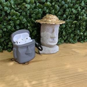 AirPods 1/2 Case Moai (DumDum) Design