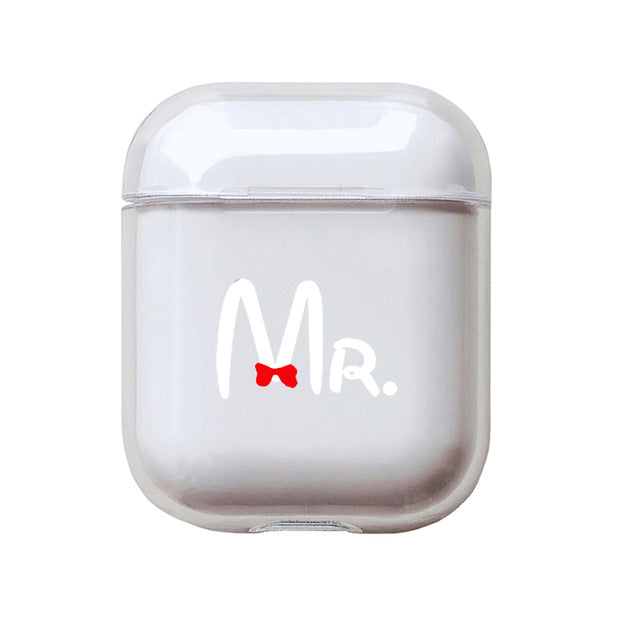 AirPods 1/2 Case Mr&Mrs Design