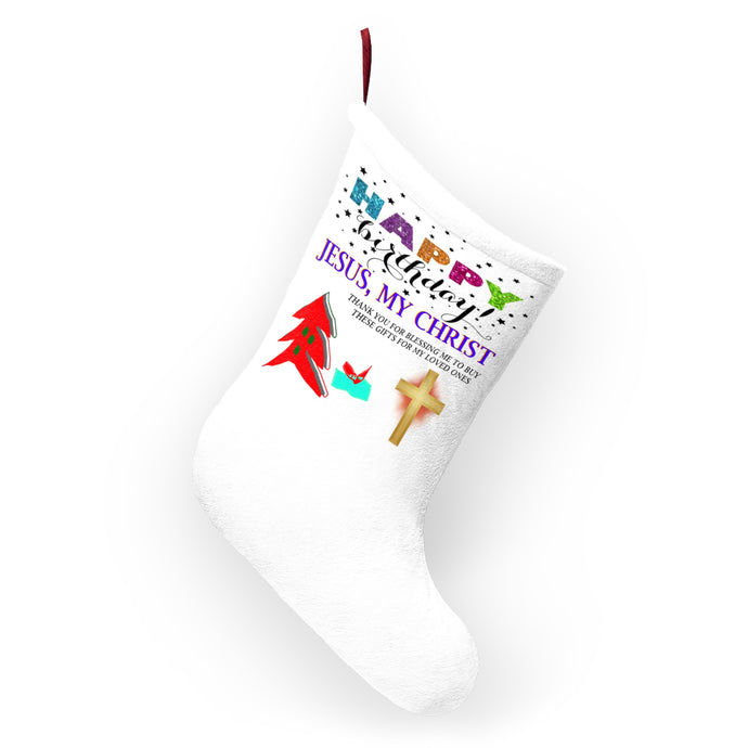 Christmas Stockings That Gives Thanks