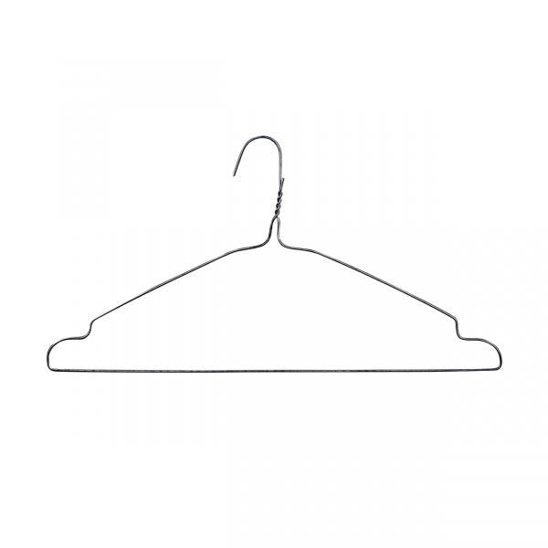 Silver Notched Hangers