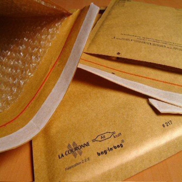 Padded Envelopes from €0.19