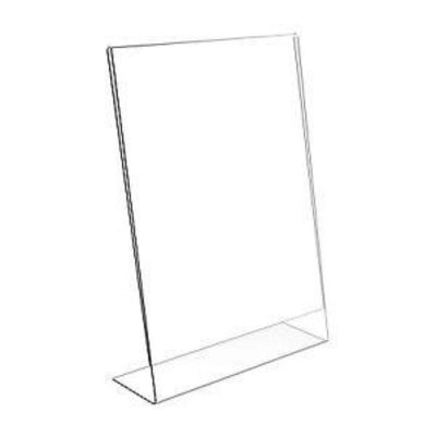 A5 Free Standing Perspex Holder