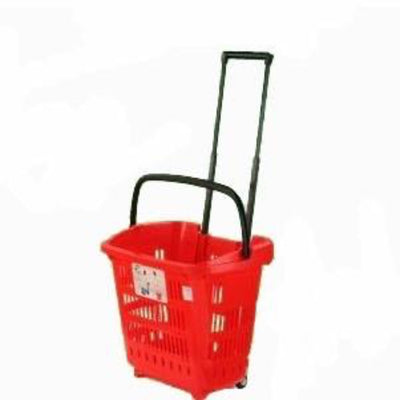 Shop and Roll Basket