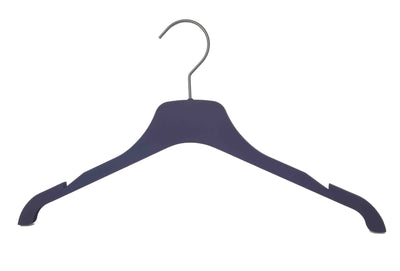 Navy Silk Touch Tops Hanger
