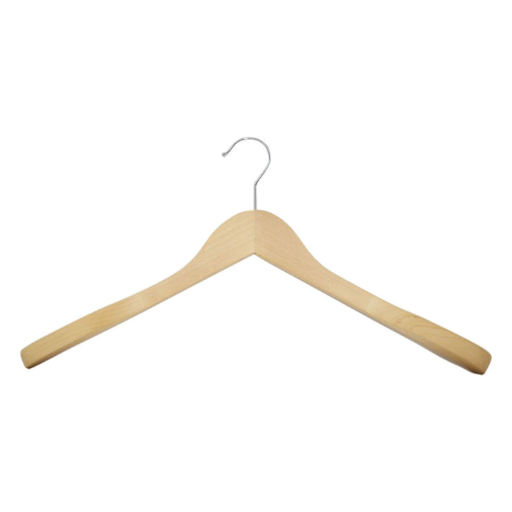Pine Jacket Hanger with 25mm Ends