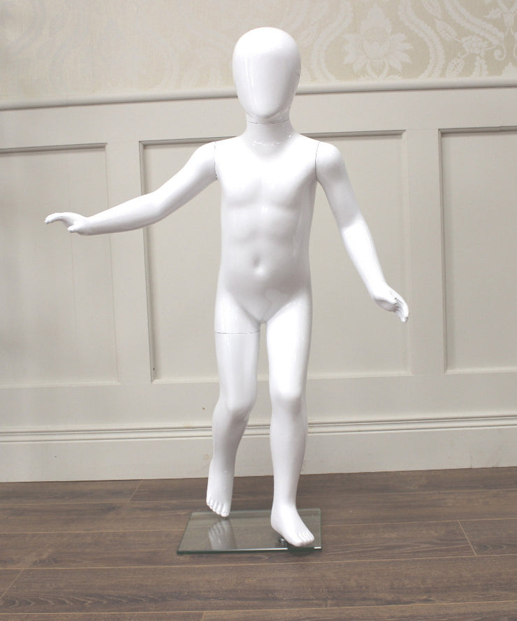 Childrens Mannequin Age 4+ Running Pose