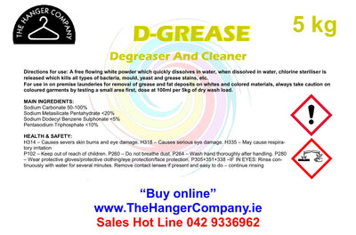 D Grease Powder 5kg