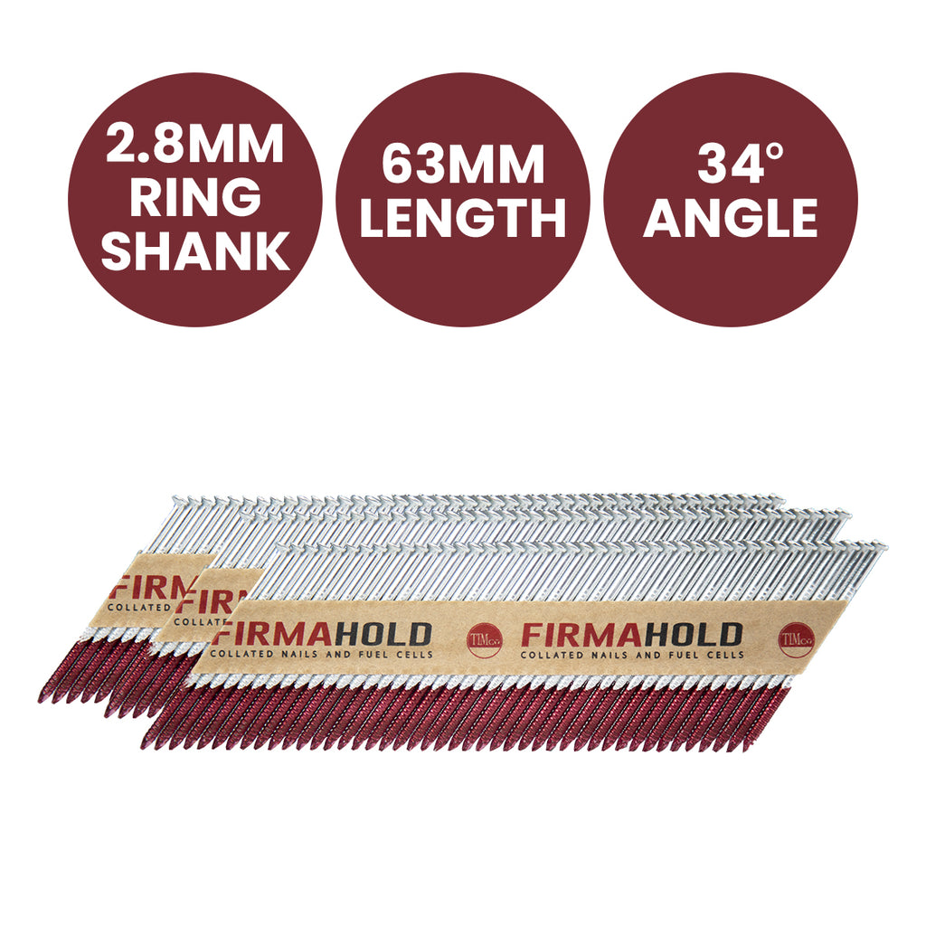 CFGT63G frimahold collated nails SPEC 1