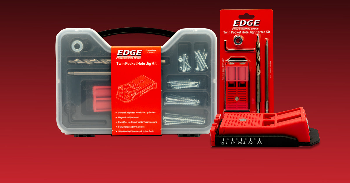EveryTool pocket hole jigs and accessories