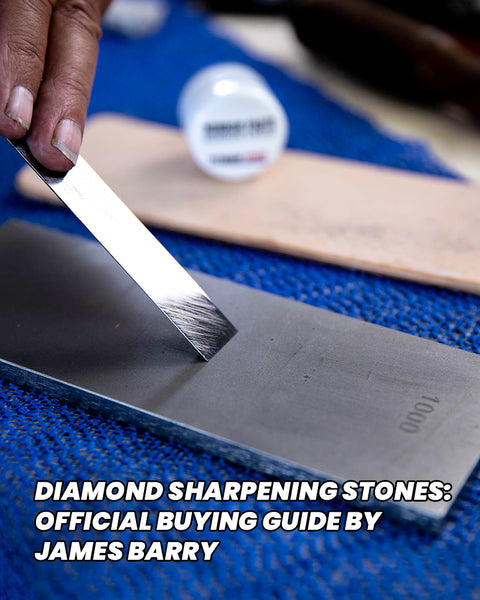 how to choose a diamond sharpening stone