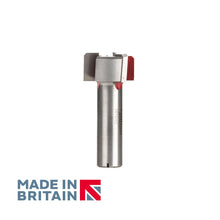 "Load image into Gallery viewer, 1/2"" Shank Face Milling Cutter - British Made by Titman Tools - 381HTC"