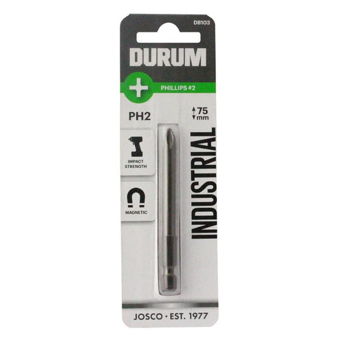DURUM – Phillips Screwdriver Bit PH2 75mm - DB103
