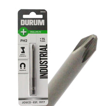 Load image into Gallery viewer, DURUM – Phillips Screwdriver Bit PH2 75mm - DB103