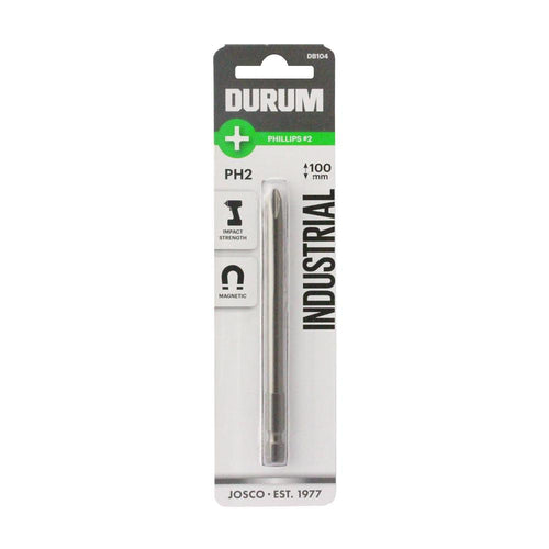 DURUM – Phillips Screwdriver Bit PH2 100mm - DB104
