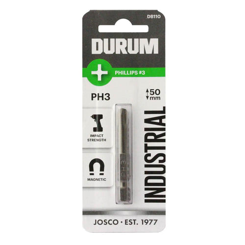 DURUM – Phillips Screwdriver Bit PH3 50mm - DB110
