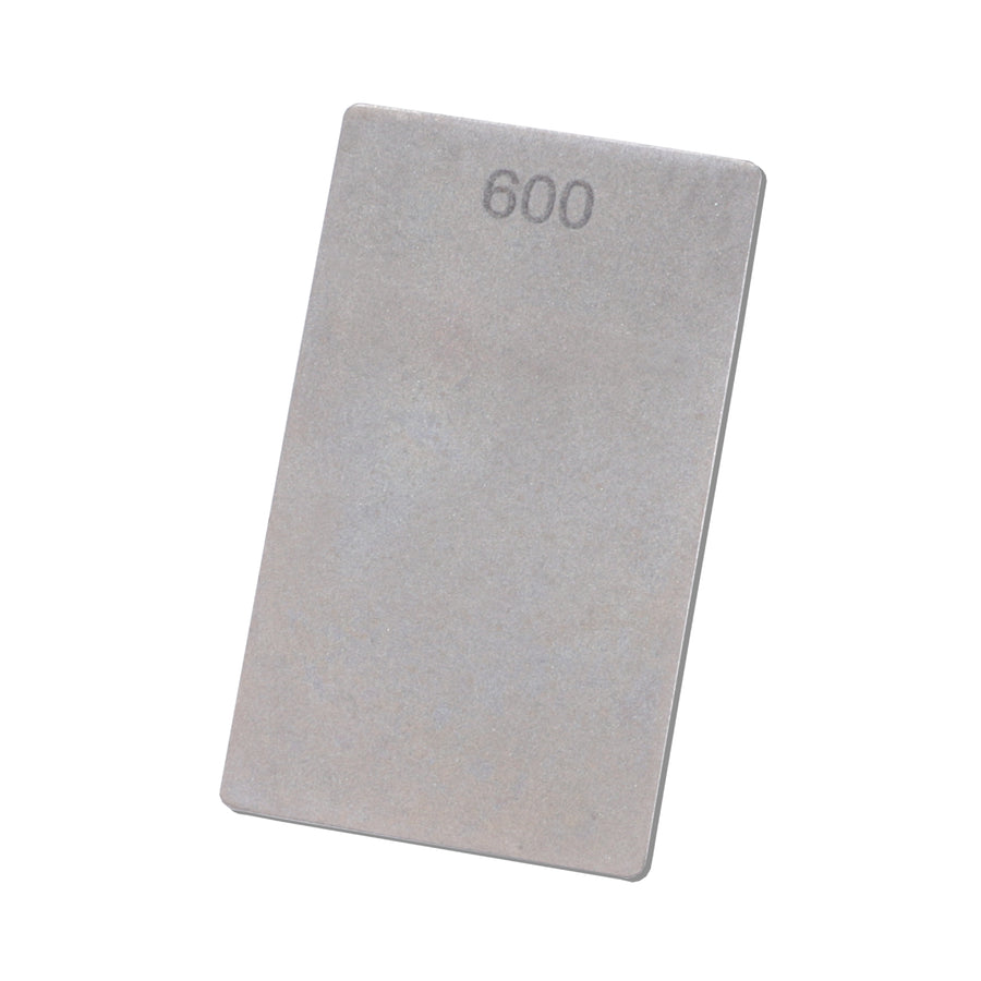 "Double-Sided Diamond Credit Card Stone - 3"" x 2"" (85mm x 50mm) - 1000 and 600 Grit - ECCSFF"