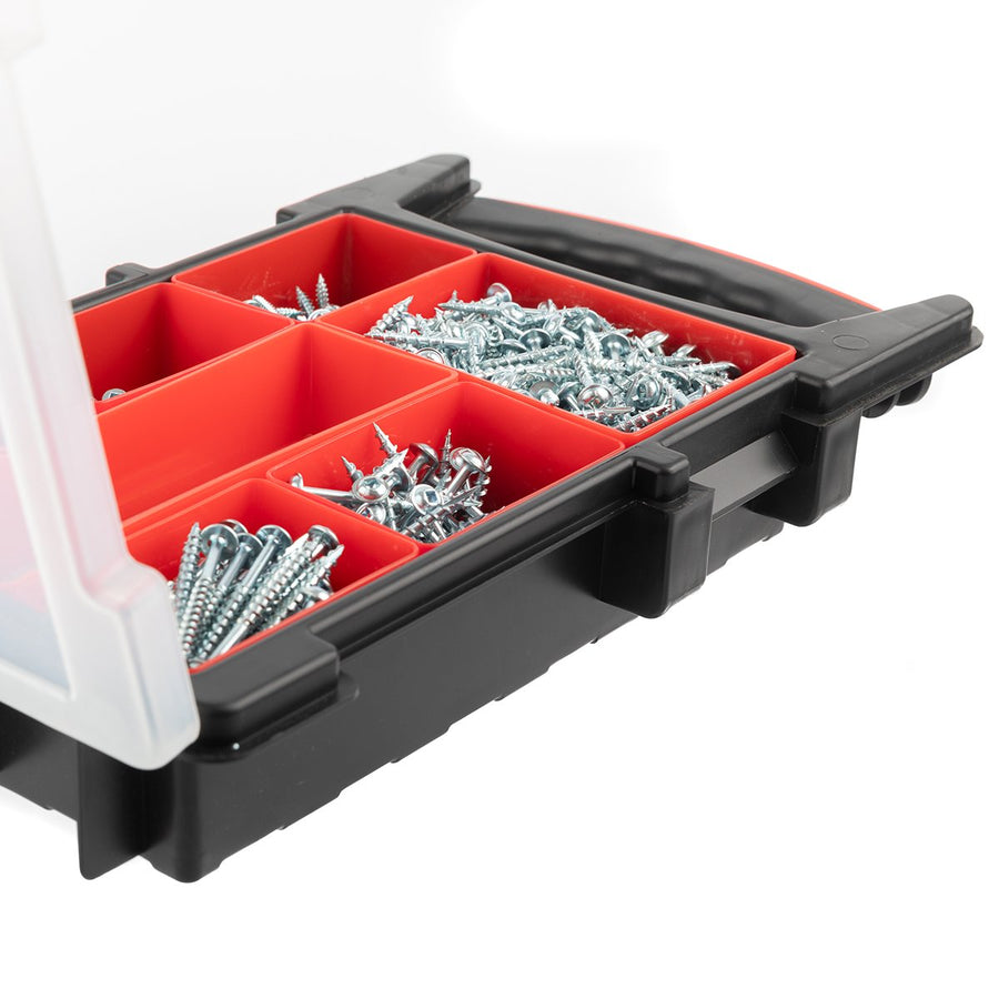 Pocket Hole Jig Ultimate Starter Kit - Jig with Box of 650 Screws - Like Kreg