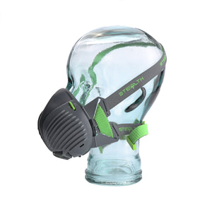 Stealth P3 Half-Face Mask with Extra Pack of Filters - N100 Grade PPE - Size S/M - See Description