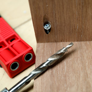 HEX Shank Pocket Hole Drill Bit - Titman Edge