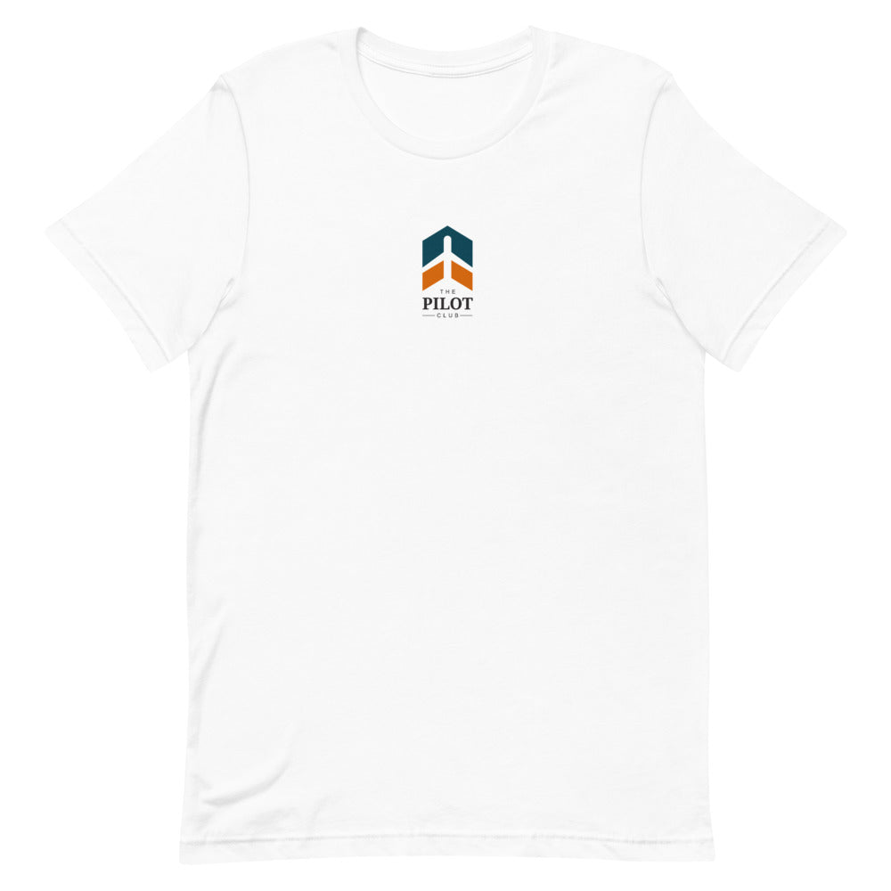 Official Pilot Logo Tee