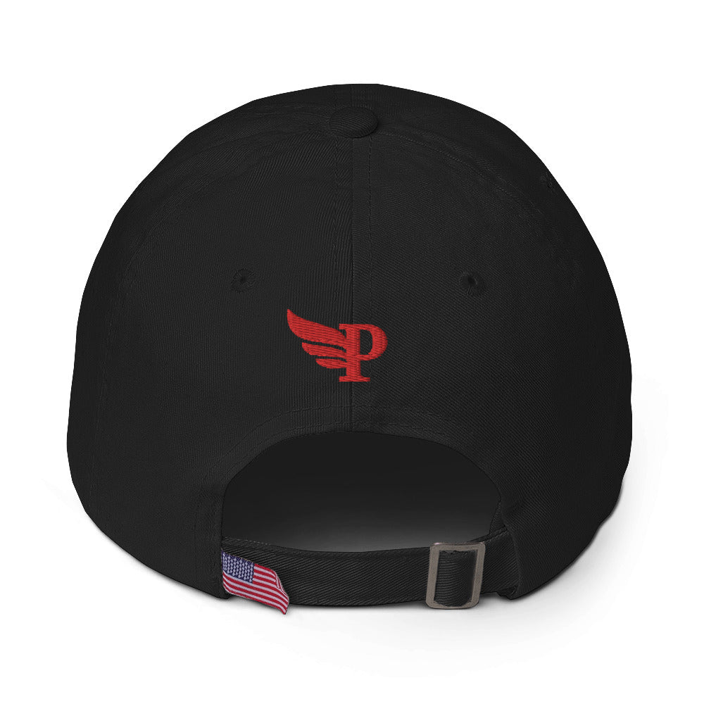 USA Flag Pilot Cap
