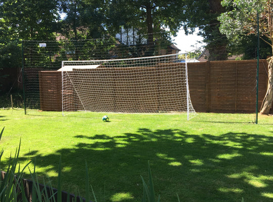 Open Goaaal! - Football Goal Rebounder - Large Size