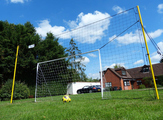 Open Goaaal! - Football Goal Rebounder - Junior Size