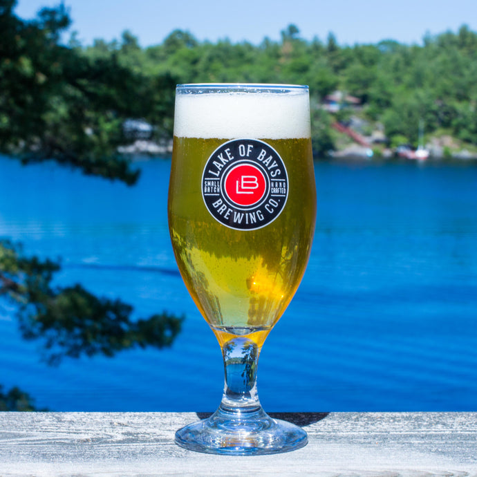 13 oz Lake Of Bays Glass