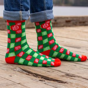 Toasty Toes - Christmas Socks