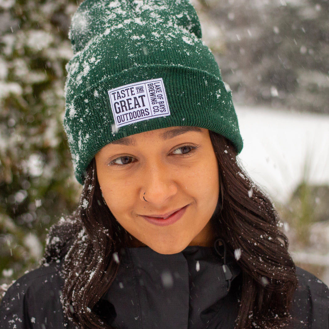 Taste the Great Outdoors - Toque