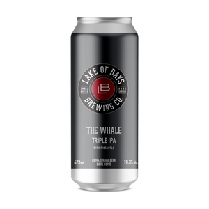 The Whale 473ml Single Can