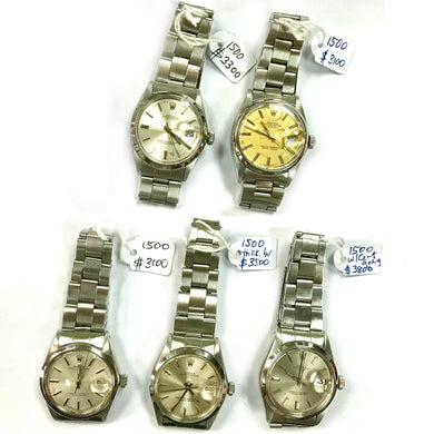 Rolex 1500 Watches