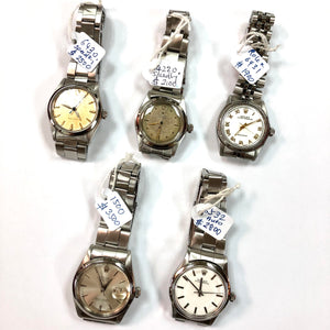 Rolex 6430 4220 6431 1500 6532 Watches