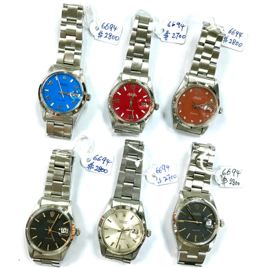 Rolex 6694 Watches