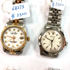 Rolex 68273 6244 5020 6420 6145 4220 Watches