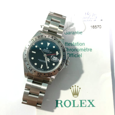 Rolex 16570 Watch with Cert