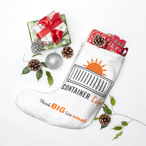 CONTAINER Life Christmas Stockings 1