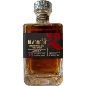 Bladnoch Adela 15 Years Scotch Whisky 700mL - Uptown Liquor
