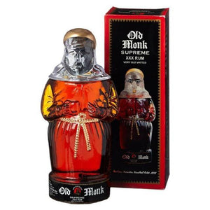 Old Monk Supreme XXX Indian Rum 750mL - Uptown Liquor