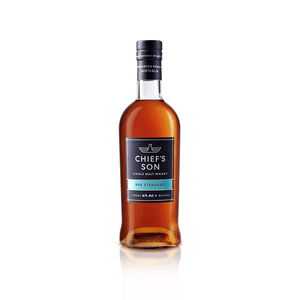 Chief's Son 900 Standard Single Cask Barrel 69 700mL - Uptown Liquor