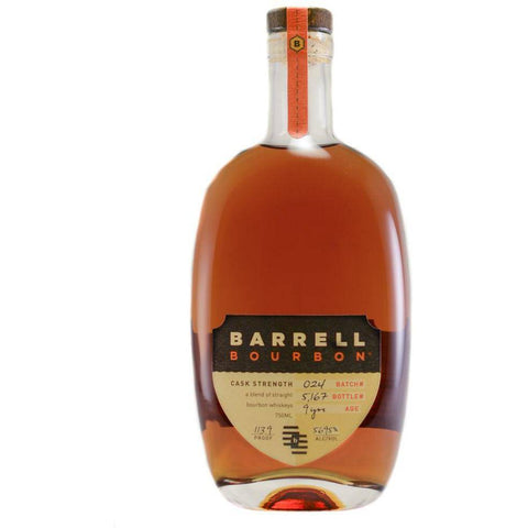 Barrell Bourbon Batch 024 750mL