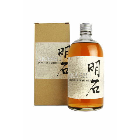 Akashi Toji White Oak Japanese Whisky 700mL - Uptown Liquor