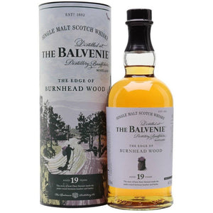 Balvenie 19 Years Edge of Burnhead Wood Scotch Whisky 700mL - Uptown Liquor