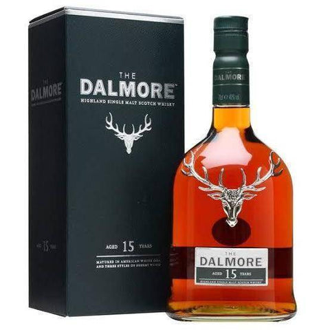 Dalmore 15 Year Old Scotch Whisky 700mL - Uptown Liquor