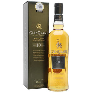 Glen Grant 10 Years Scotch Whisky 700mL - Uptown Liquor
