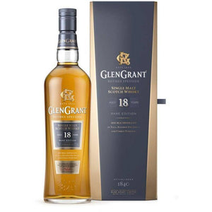 Glen Grant 18 Years Rare Edition Scotch Whisky 700mL - Uptown Liquor