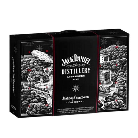 Jack Daniel's 2020 Count Down Calendar Limited Edition - Uptown Liquor