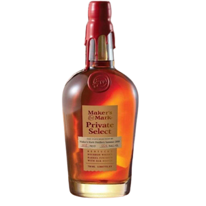 "Maker's Mark Private Select 2019 ""Makers By Shakers"" 700mL - Uptown Liquor"