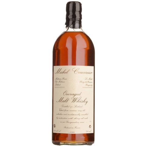 Michel Couvreur Overaged Whisky 700mL - Uptown Liquor